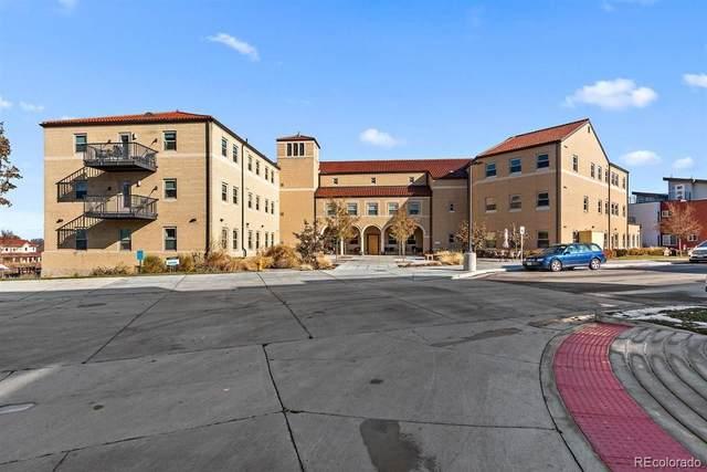2835 W Parkside Place #307, Denver, CO 80221 (#1723497) :: Sultan Newman Group