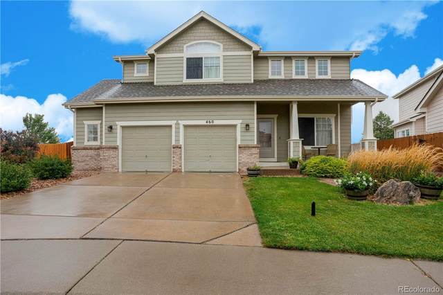 460 Hass Court, Dacono, CO 80514 (MLS #1723670) :: Keller Williams Realty