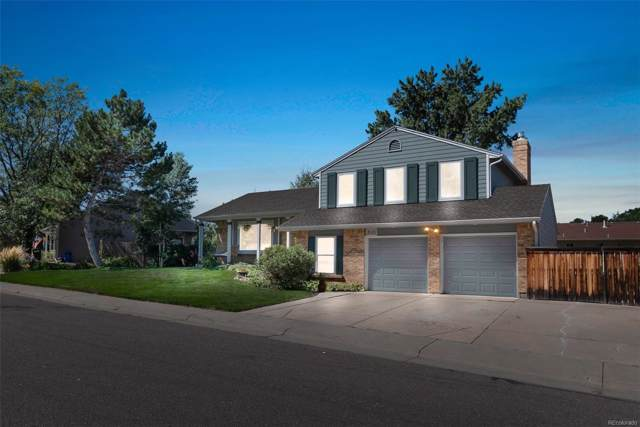 511 E Nichols Drive, Littleton, CO 80122 (MLS #1724071) :: 8z Real Estate