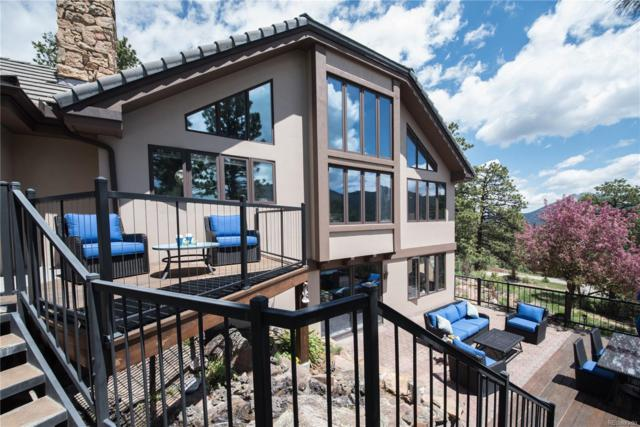 1340 Tall Pines Drive, Estes Park, CO 80517 (#1724332) :: Bring Home Denver with Keller Williams Downtown Realty LLC