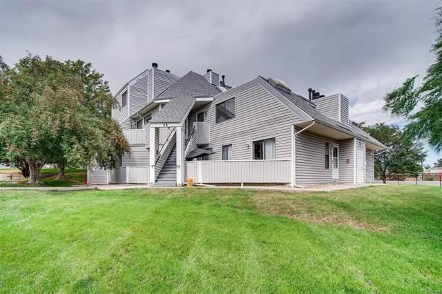 8701 Huron Street 11-209, Thornton, CO 80260 (MLS #1724390) :: 8z Real Estate