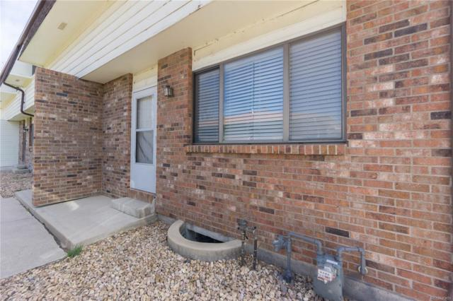 3021 11th Avenue #16, Evans, CO 80620 (#1724437) :: Wisdom Real Estate