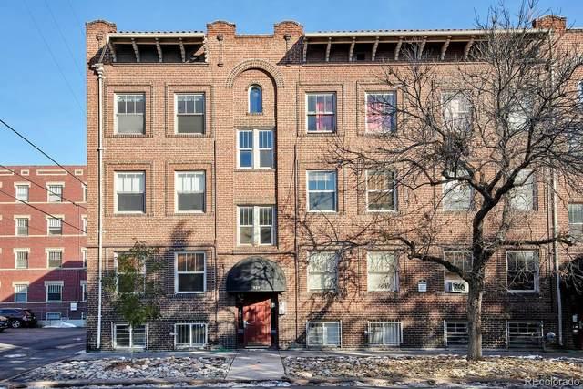 521 E 14th Avenue #21, Denver, CO 80203 (MLS #1724458) :: Kittle Real Estate