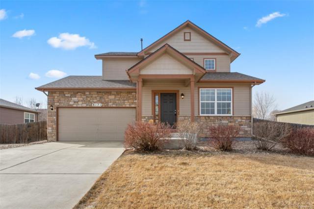 8171 Morning Harvest Drive, Frederick, CO 80504 (#1724744) :: Bring Home Denver
