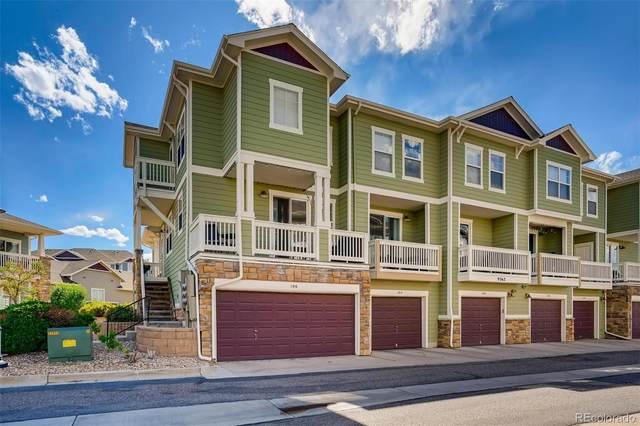 9362 Amison Circle #106, Parker, CO 80134 (#1724829) :: The Healey Group