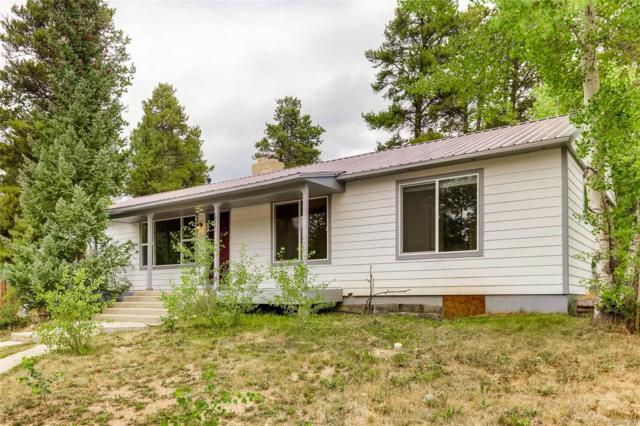 1845 Ridgeview Drive, Leadville, CO 80461 (#1724833) :: The City and Mountains Group
