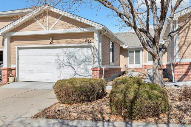 8122 Gray Court #440, Arvada, CO 80003 (MLS #1725144) :: 8z Real Estate