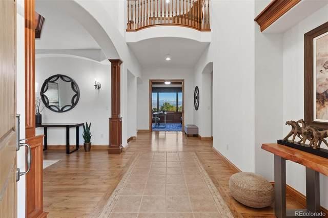 255 Barcelona Drive, Boulder, CO 80303 (MLS #1725146) :: 8z Real Estate