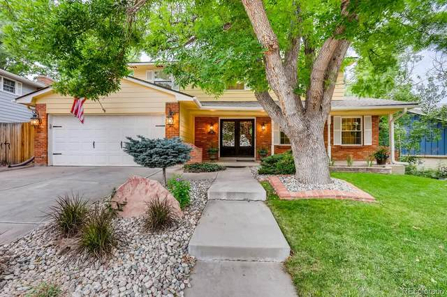 3935 S Willow Way, Denver, CO 80237 (#1725299) :: The Colorado Foothills Team | Berkshire Hathaway Elevated Living Real Estate