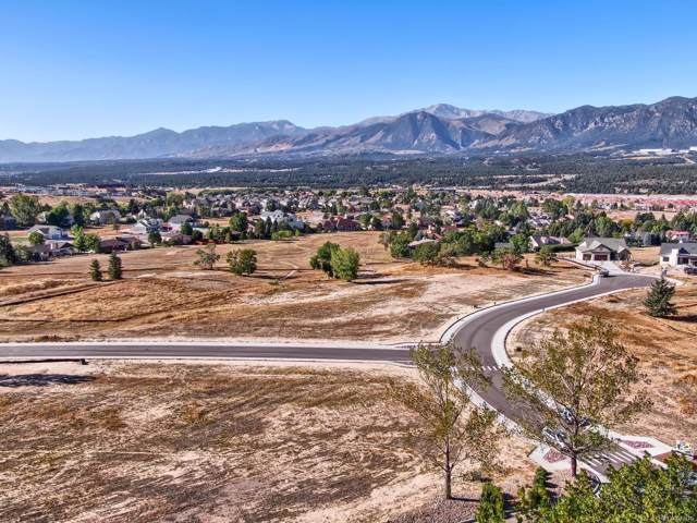 385 Mission Hill Way, Colorado Springs, CO 80921 (#1725503) :: Harling Real Estate