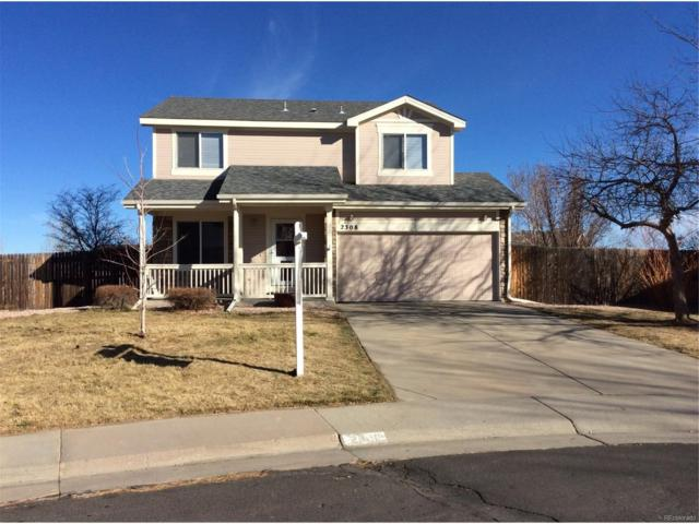 2308 S Genoa Way, Aurora, CO 80013 (#1725530) :: The Dixon Group