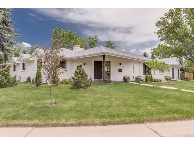 2520 E Alameda Circle, Denver, CO 80209 (MLS #1726127) :: 8z Real Estate