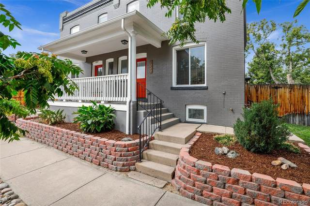 2029 E 25th Avenue, Denver, CO 80205 (#1726252) :: The Brokerage Group