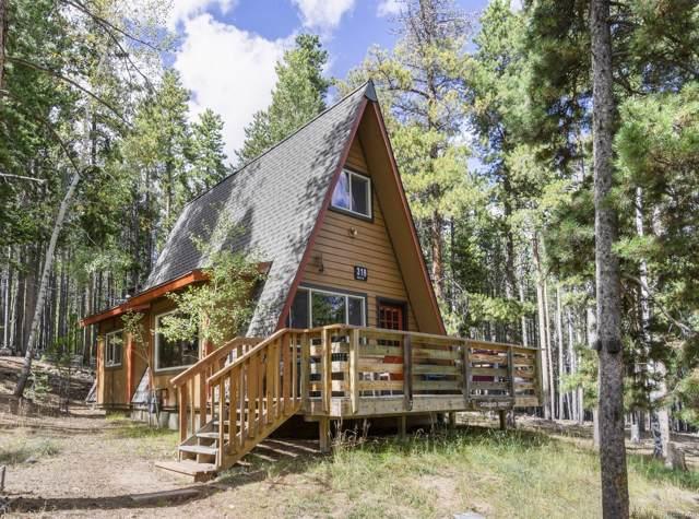319 Deer Road, Evergreen, CO 80439 (MLS #1726650) :: 8z Real Estate