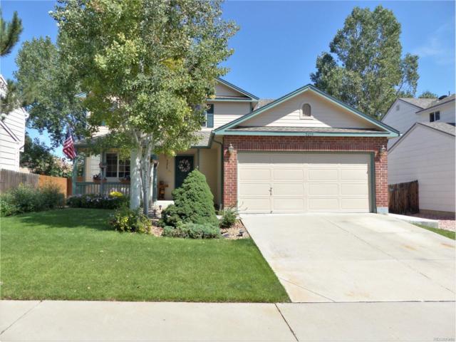 5275 E 128th Drive, Thornton, CO 80241 (#1726762) :: The Peak Properties Group