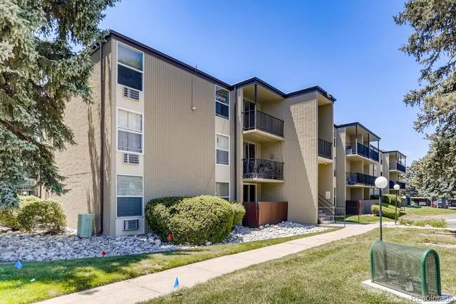 2231 S Vaughn Way 316B, Aurora, CO 80014 (#1727226) :: Chateaux Realty Group