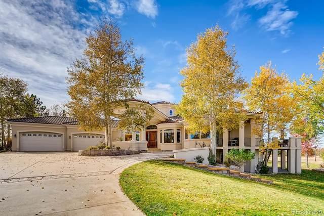 3638 Palmer Ridge Drive, Parker, CO 80134 (MLS #1727836) :: 8z Real Estate