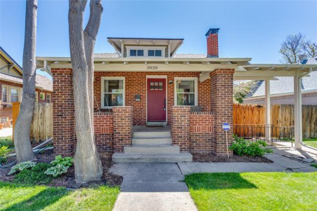 3828 Meade Street, Denver, CO 80211 (#1727975) :: milehimodern