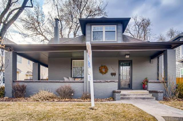 1325 S York Street, Denver, CO 80210 (#1728007) :: Hudson Stonegate Team