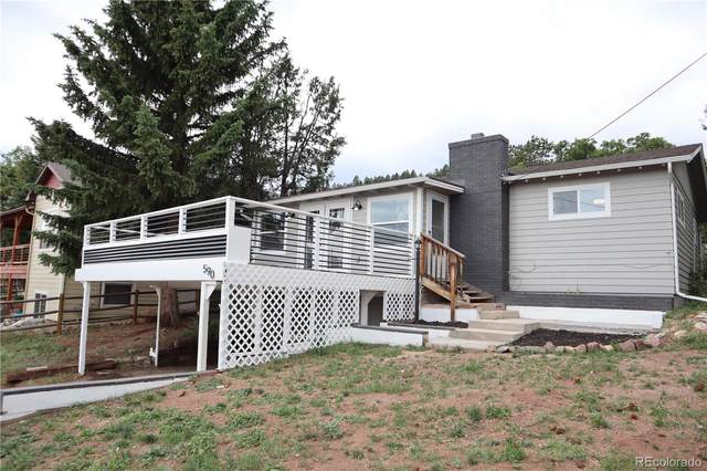 590 Columbine Road, Palmer Lake, CO 80133 (#1728222) :: Bring Home Denver with Keller Williams Downtown Realty LLC