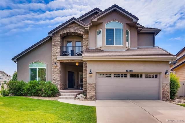 12146 Hadley Street, Parker, CO 80134 (MLS #1728330) :: 8z Real Estate