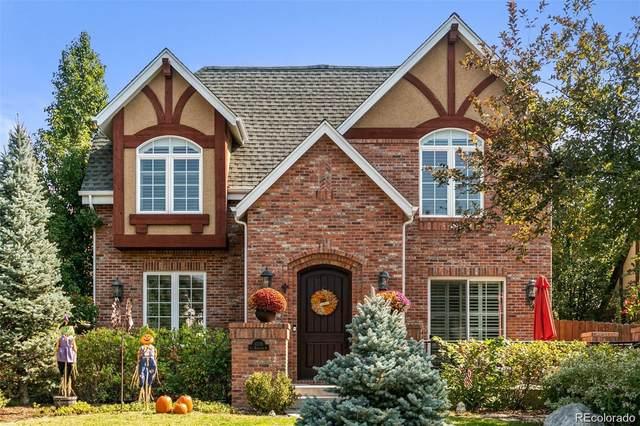 1110 S Milwaukee Street, Denver, CO 80210 (#1728507) :: Portenga Properties - LIV Sotheby's International Realty