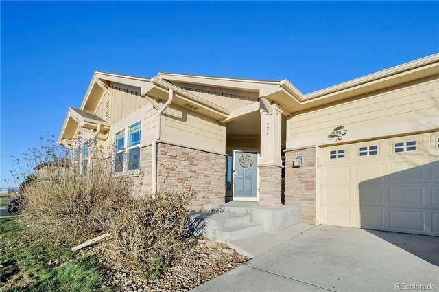 494 N Jamestown Way, Aurora, CO 80018 (#1729055) :: The DeGrood Team