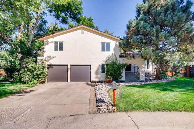 2561 S Brentwood Court, Lakewood, CO 80227 (MLS #1729144) :: 8z Real Estate