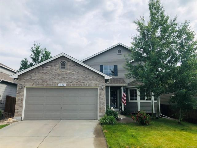 432 Peyton Drive, Fort Collins, CO 80525 (#1729208) :: The Heyl Group at Keller Williams