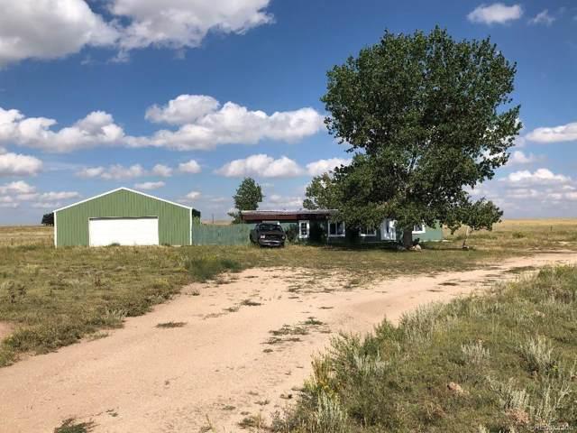 6425 J D Johnson Road, Peyton, CO 80831 (MLS #1729306) :: 8z Real Estate