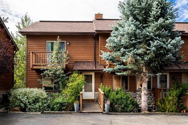 3005 Village Drive #7, Steamboat Springs, CO 80487 (#1729333) :: Kimberly Austin Properties
