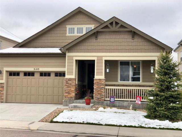 3103 Riverwood Way, Castle Rock, CO 80109 (#1729491) :: Harling Real Estate