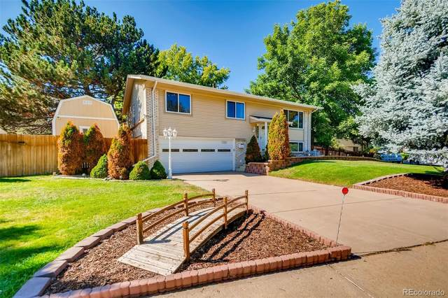 1542 S Youngfield Court, Lakewood, CO 80228 (#1729727) :: The DeGrood Team