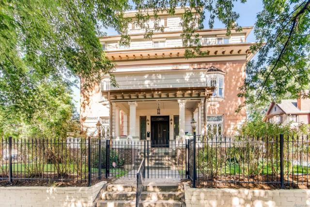 1035 E 10th Avenue #6, Denver, CO 80218 (#1729982) :: HomeSmart Realty Group