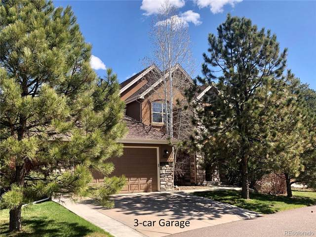 3303 Country Club Parkway, Castle Rock, CO 80108 (MLS #1730149) :: 8z Real Estate