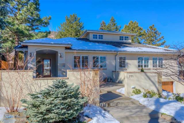 771 7th Street, Boulder, CO 80302 (MLS #1730243) :: 8z Real Estate