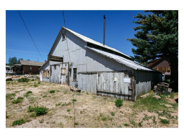 103 E 1st Street, Nederland, CO 80466 (MLS #1730698) :: 8z Real Estate
