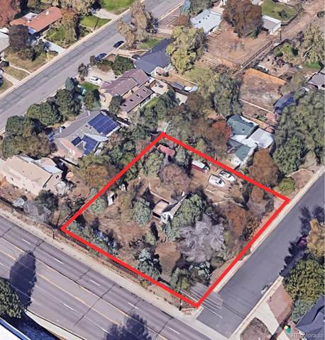 5095 S Galapago Street, Englewood, CO 80110 (#1730725) :: You 1st Realty