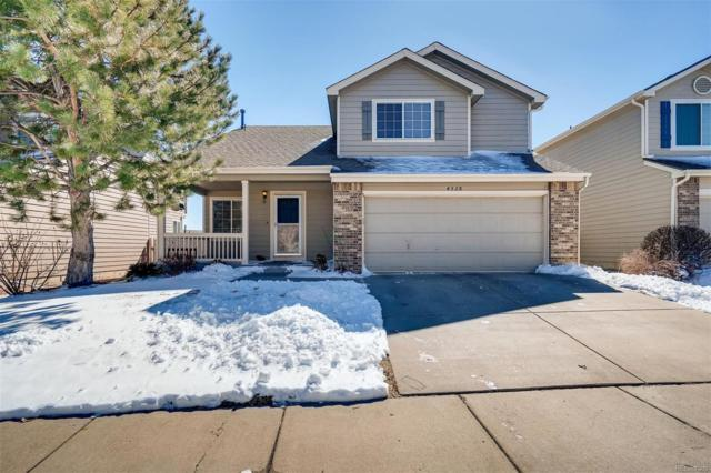 4528 W 63rd Drive, Arvada, CO 80003 (#1730811) :: Wisdom Real Estate
