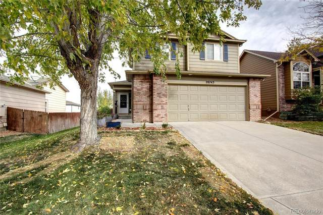 20743 E Belleview Place, Centennial, CO 80015 (#1731198) :: Peak Properties Group