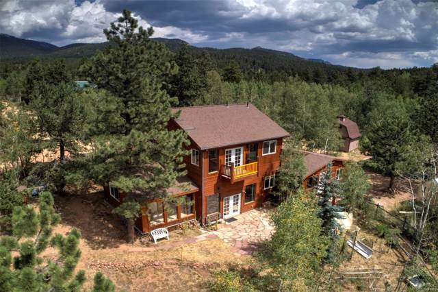 252 Jones Road, Bailey, CO 80421 (MLS #1731344) :: 8z Real Estate