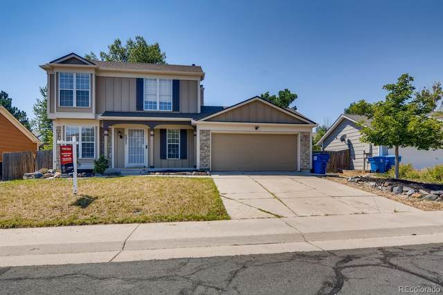 5977 S Odessa Circle, Centennial, CO 80015 (MLS #1731488) :: 8z Real Estate