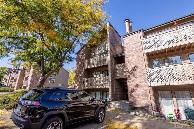 12350 W Nevada Place #301, Lakewood, CO 80228 (#1731684) :: The Gilbert Group