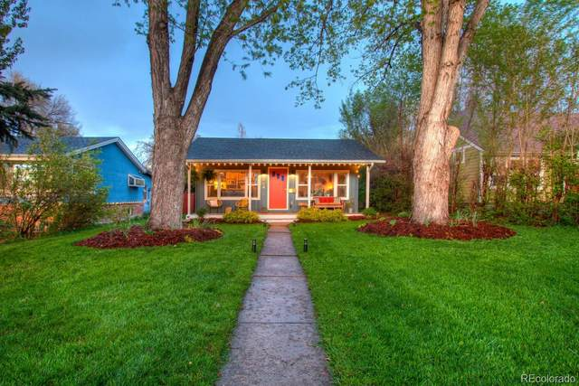 424 Park Street, Fort Collins, CO 80521 (#1731690) :: The Healey Group