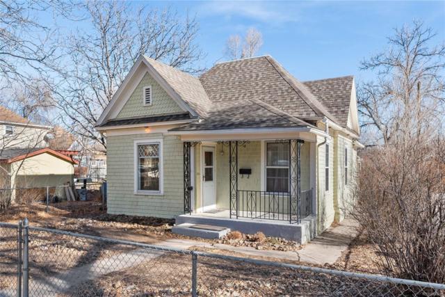 711 N Spruce Street, Colorado Springs, CO 80905 (MLS #1731710) :: 8z Real Estate