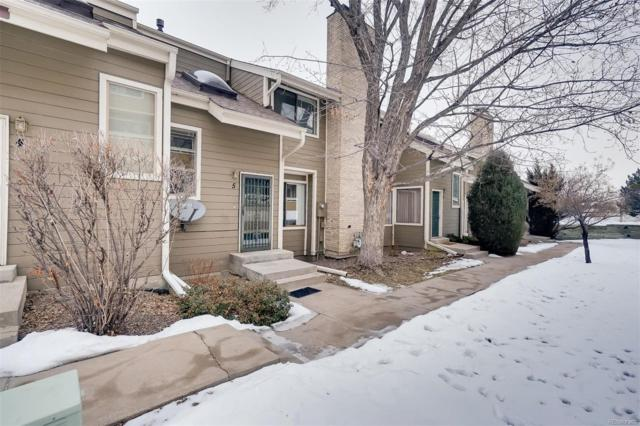 8759 W Cornell Avenue 22-5, Lakewood, CO 80227 (#1731812) :: James Crocker Team