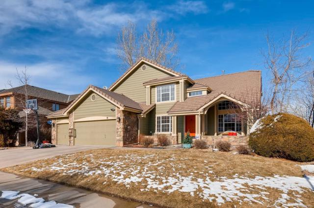 8 Yellow Flax, Littleton, CO 80127 (#1732068) :: The HomeSmiths Team - Keller Williams