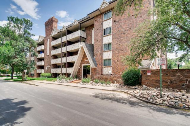 1366 Garfield Street #203, Denver, CO 80206 (#1732295) :: Colorado Team Real Estate