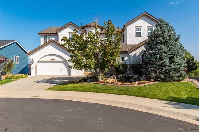 22455 Laurel Oak Drive, Parker, CO 80138 (#1732370) :: The HomeSmiths Team - Keller Williams