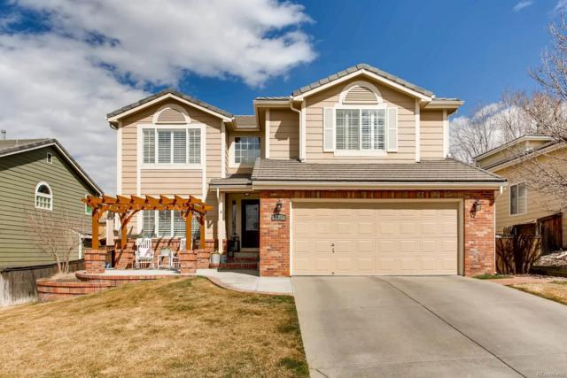 3307 Oak Leaf Place, Highlands Ranch, CO 80129 (MLS #1732519) :: 8z Real Estate